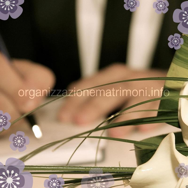 Milano - Organizzazione Matrimonio Civile a Milano